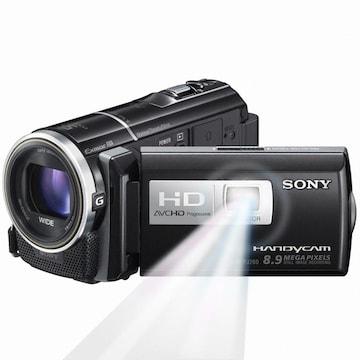 SONY HandyCam HDR-PJ260 (32GB 패키지)_이미지