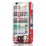로펠  아이폰 8 코카콜라 음료 자판기 하드 케이스_이미지