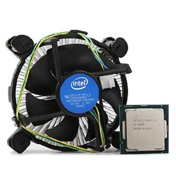 인텔 코어i5-10세대 10500 (코멧레이크S) (벌크 + 쿨러)