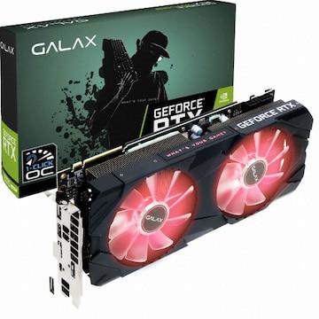 갤럭시 GALAX 지포스 RTX 2070 SUPER EX BLACK OC D6 8GB
