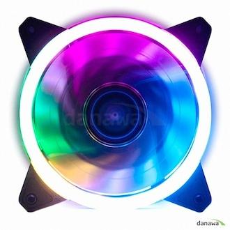 대양케이스 CHAMELLIGHT AUTO RGB 120 듀얼링_이미지