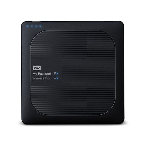 Western Digital WD My Passport Wireless Pro (2TB)_이미지