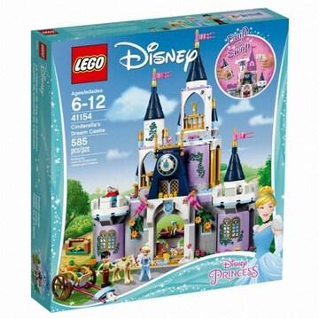레고  디즈니 신데렐라의 드림 캐슬 (41154) (정품)