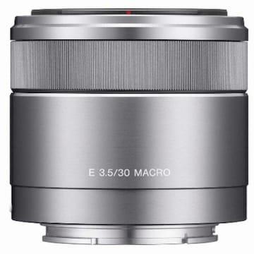 SONY 알파 E 30mm F3.5 MACRO