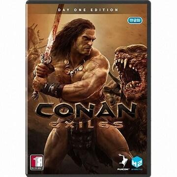 FUNCOM 코난 엑자일 (Conan Exiles) PC(한글판,CIB,리미티드 에디션)