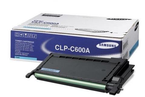 삼성전자  정품 CLP-C600A 파랑 (2개)_이미지
