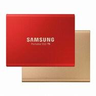삼성전자 Portable SSD T5 (MU-PAR) (1TB) (골드)