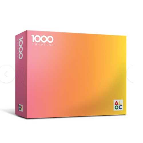 직소퍼즐 1000조각 그라디언트 AL3003(AL3003)