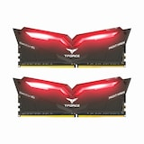 TeamGroup T-Force DDR4 16G PC4-25600 CL16 Night Hawk Red (8Gx2)_이미지