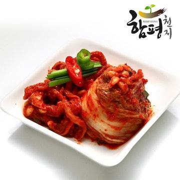 코리아푸드 함평천지 함평나비골 남도식 보쌈김치 2kg
