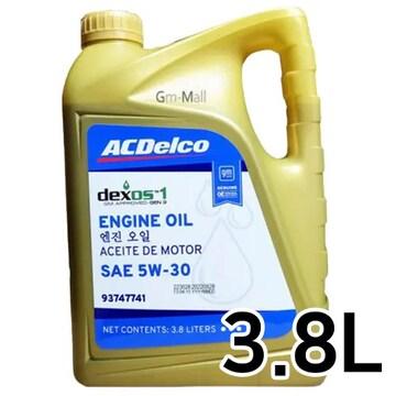 GM 순정 GEN2 5W30 3.8L