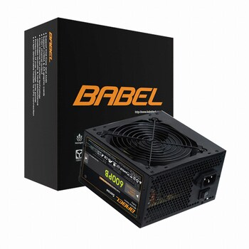 BABEL Sense 600PB V2.3 Blackbel Box Series