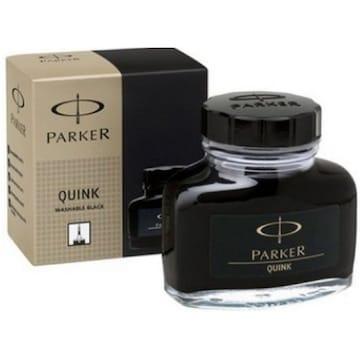 PARKER QUINK 병잉크 57ml(블랙)