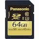 파나소닉 SDXC CLASS10 UHS-I U3 (64GB)_이미지