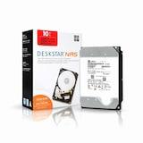 HGST  10TB Deskstar NAS HDN721010ALE604 패키지 (SATA3/7200/256M)_이미지