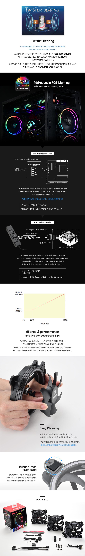 Enermax  T.B.RGB AD.(3PACK)