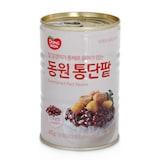 [빙수재료] 동원 통단팥 470g