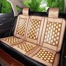 휴스카 대나무 자동차 쿨 뒷좌석커버