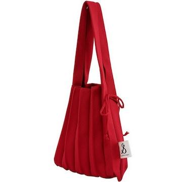 조셉앤스테이시 Lucky Pleats Knit S (Barbados Red)