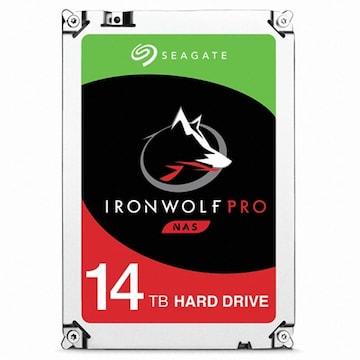 Seagate IronWolf Pro 7200/256M (ST14000NE0008, 14TB)_이미지