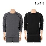테이트 에슬레저룩 네오플랜 맨투맨 티셔츠 KA7S1-MKL410