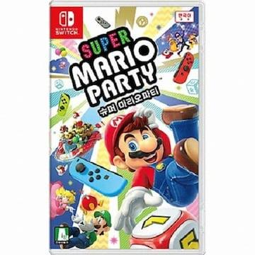 Nintendo  슈퍼 마리오 파티 (Super Mario Party) SWITCH (한글판,일반판)