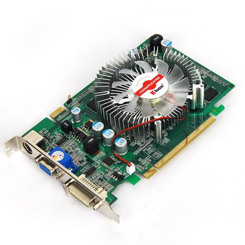 KHAN 지포스 8500GT 칸 DDR2 256MB_이미지