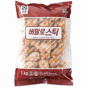 사조오양 버팔로스틱 1kg(1개)