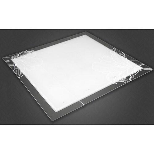 오성사 LED 그랜릴리 평 거실등 100W_이미지