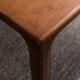 헤이미쉬홈 바렌트 고무나무 원목 식탁 1350 (의자별도)_이미지