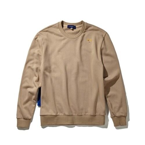 코오롱인더스트리 커스텀멜로우 symbol round sweatshirts CQTAW17613BEX_이미지
