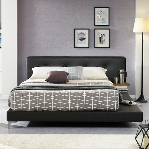 세진TLS 파로마 크로켓 평상형 침대 킹 (K) (파워본넬스프링)_이미지