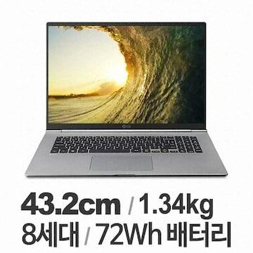 [쿠폰할인] LG전자 2019 그램 17ZD990-VX7BK