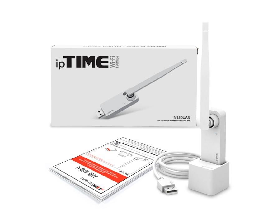 EFM ipTIME N150UA3 USB 2.0 무선랜카드