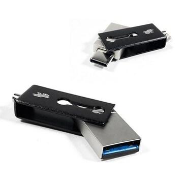 하나플래시 POLA CA840 Dual Type C OTG (64GB)_이미지