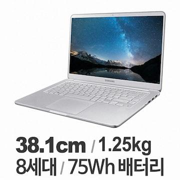 [쿠폰할인] 삼성전자 2019 노트북9 Always NT950XBV-A58A