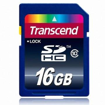 트랜센드 SD 2010 Gen1 (16GB)_이미지