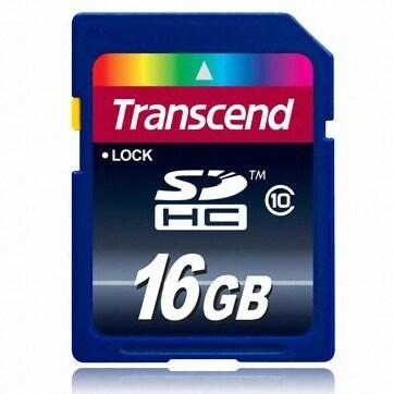 트랜센드 SDHC CLASS10 (16GB)_이미지