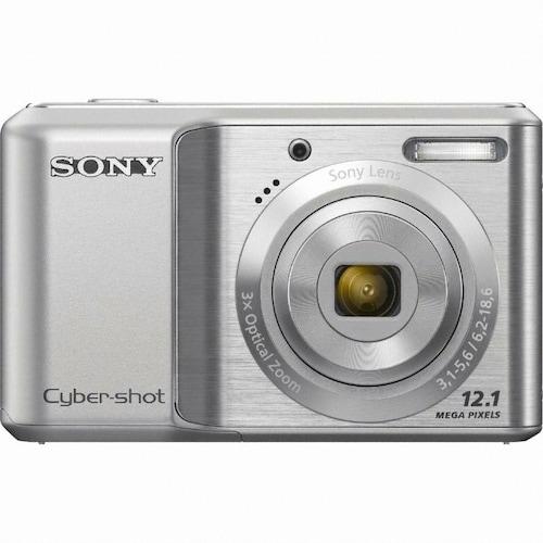 SONY 사이버샷 DSC-S2100 (2GB 패키지)_이미지