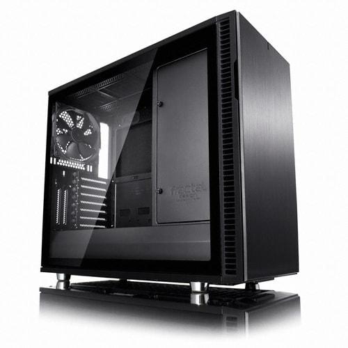 Fractal Design Define R6C Blackout 강화유리_이미지
