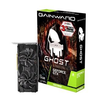 GAINWARD 지포스 GTX 1660 SUPER 고스트 V1 D6 6GB 백플레이트_이미지