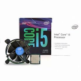 인텔 코어i5-8세대 8400 (커피레이크) (병행수입 박스)