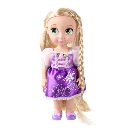 디즈니 프린세스 미들돌 라푼젤 헤어플레이 인형 (31cm)_이미지