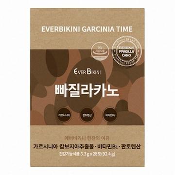 비타민마을 에버비키니 빠질라카노 3.3g 28포(1개)