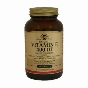 솔가 비타민E 400IU 100캡슐 (1개)