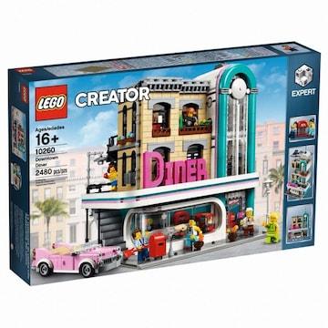 레고  크리에이터 다운타운 레스토랑 (10260) (정품)
