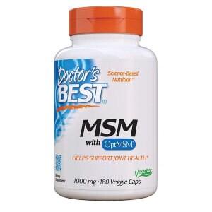 닥터스베스트 MSM 180베지캡슐 (해외)(1개)
