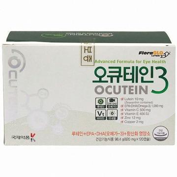 국제약품 오큐테인3 120캡슐(1개)