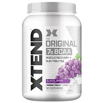 엑스탠드 BCAA 글레이셜 포도 1.3kg (해외)