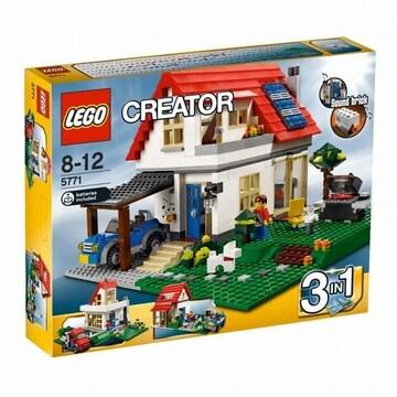 레고  크리에이터 힐사이드 하우스 (5771)